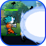 Super Saiyan Shadow Stick Battle