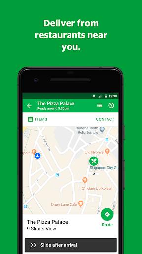 GrabFood - Driver App 1.0.17 Screenshots 3