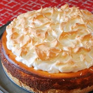 Lemon Meringue Pie Cheesecake.