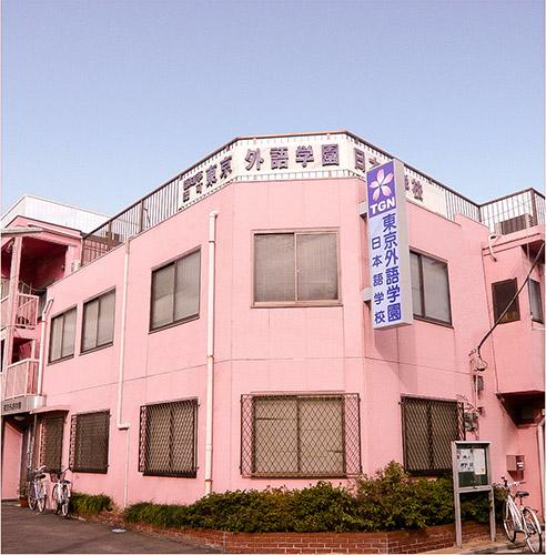 trường nhật ngữ tgn