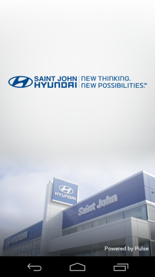 Saint John Hyundai- screenshot