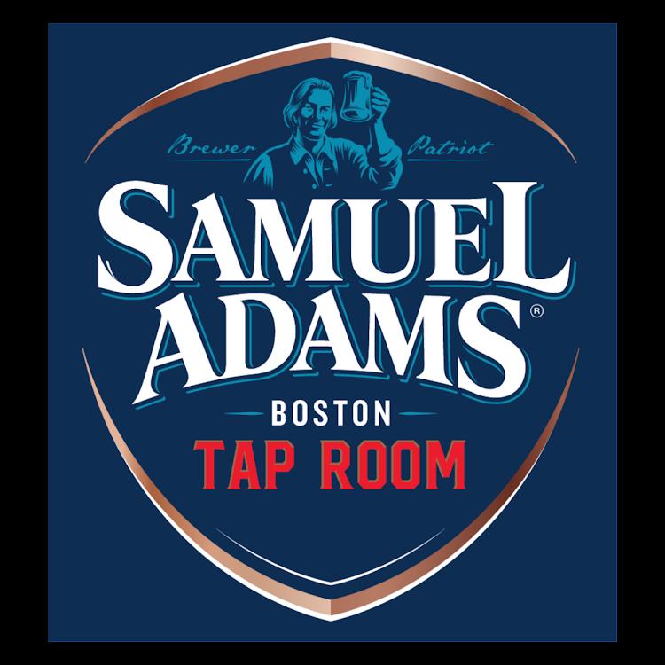 Logo for Samuel Adams Boston Taproom