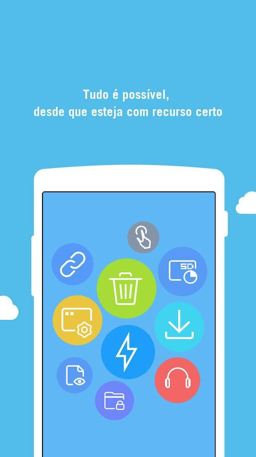 ES File Explorer File Manager: captura de tela