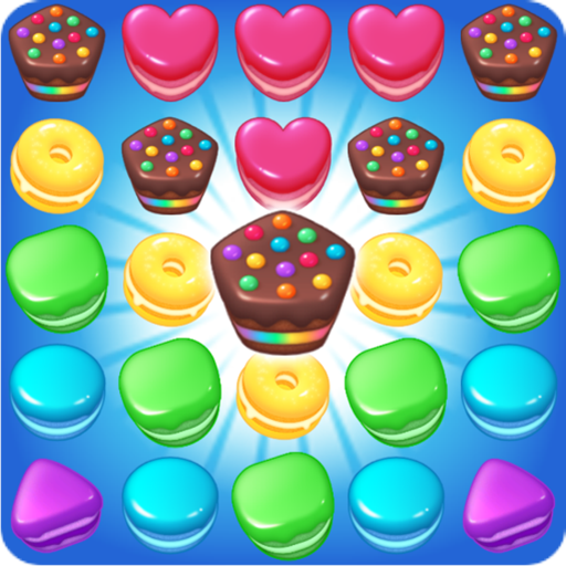 Cake Ice Crush Android APK Download Free By Qmunk Studio