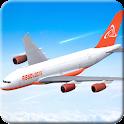 Simulation de vol réel icon