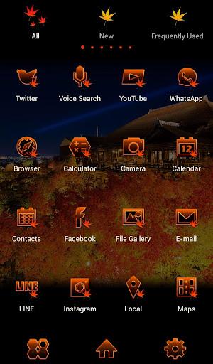 免費下載攝影APP|壁纸·图标 清水寺夜枫+HOME app開箱文|APP開箱王