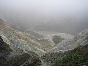 Photo: Mount Aso, Japans größter Vulkan