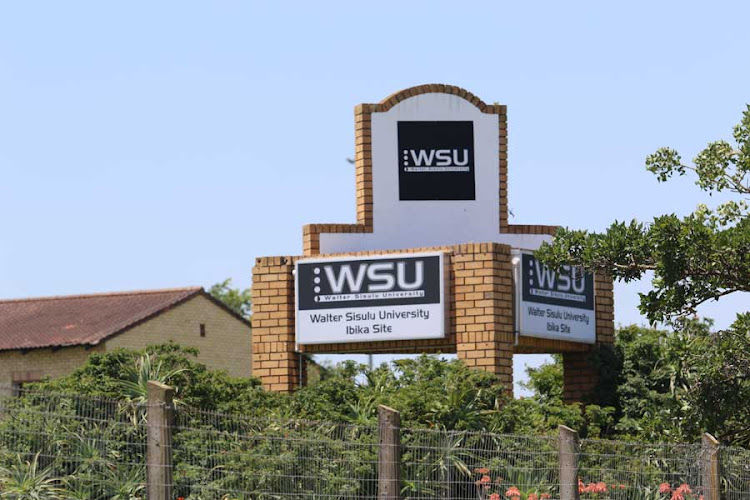 Walter Sisulu University. Picture: DAILY DISPATCH