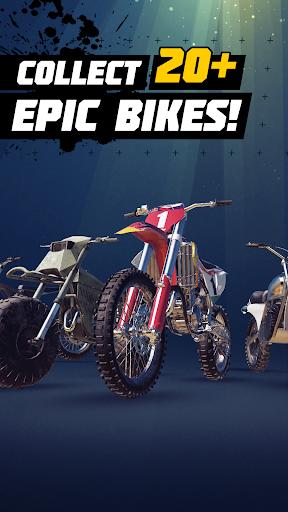 Dirt Bike Unchained apkpoly screenshots 3