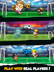 Online Head Ball APK screenshot thumbnail 2