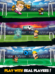 Game Online Head Ball APK for Windows Phone