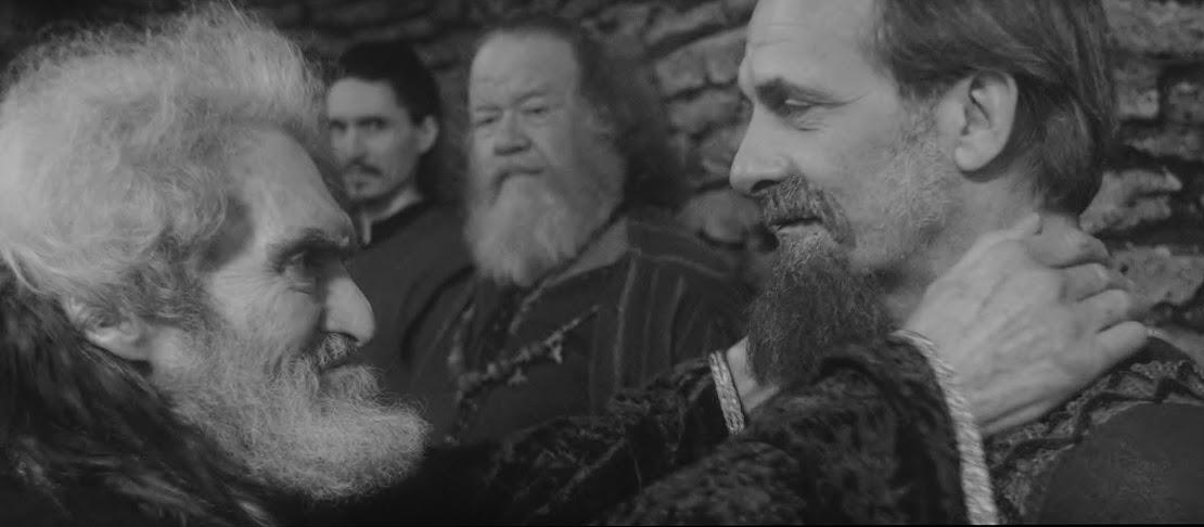 Lear, Edmund, Gloucester, Kent Alexander Barnett film
