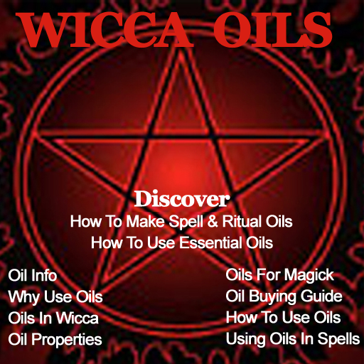 Wicca Oils
