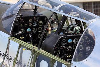 Photo: P-51C - kokpit