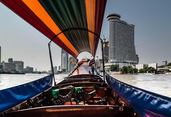 La tradizione e il nuovo a Bangkok di enmaster