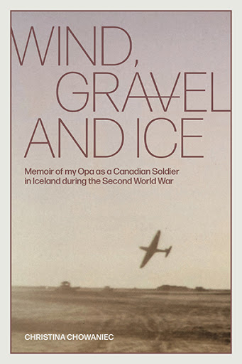 Wind, Gravel and Ice cover