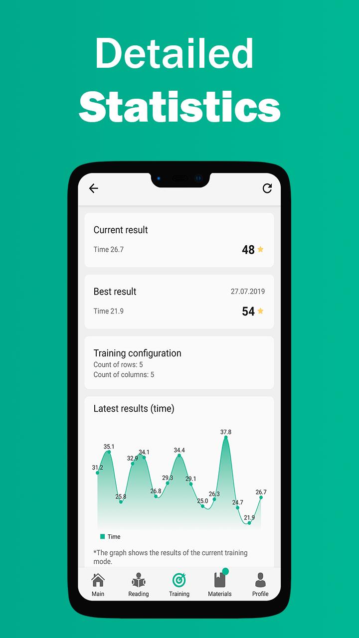Speed Reading Screenshot 3