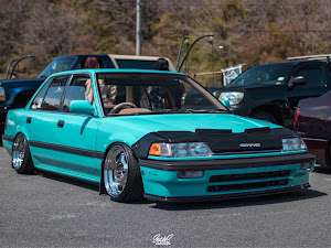 シビック EF2 89s sedanのカスタム事例画像 かとうぎさんの2021年08月20日01:40の投稿