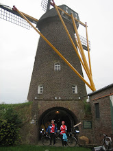 Photo: Departing from Merselo windmill