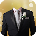 Smart Groom Suit Photo Montage