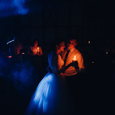 Wedding photographer Mikhail Ryabinskiy (mikkk1234). Photo of 17.08.2018