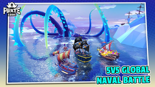 Pirate Code - PVP Battles at Sea 1.0.3 APK MOD screenshots 1