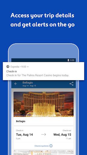 Expedia Hotels, Flights & Car Rental Travel Deals 18.33.0 screenshots 6