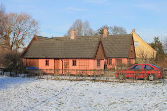 Photo: Hvissinge. Ved gædekæret