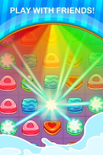 Lustige Süßigkeit Fairyland screenshot