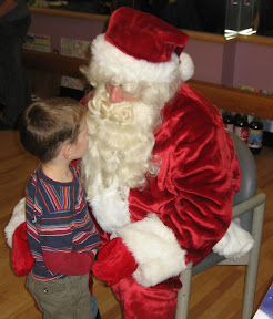 BigE and Santa