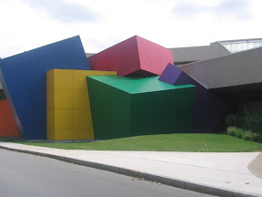 Front of the Museum of Play