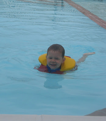 The little Swimmer