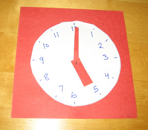 BigE's clock