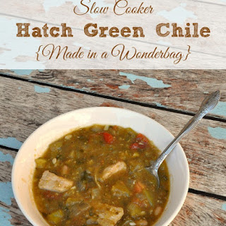 Slow Cooker Hatch Green Chile