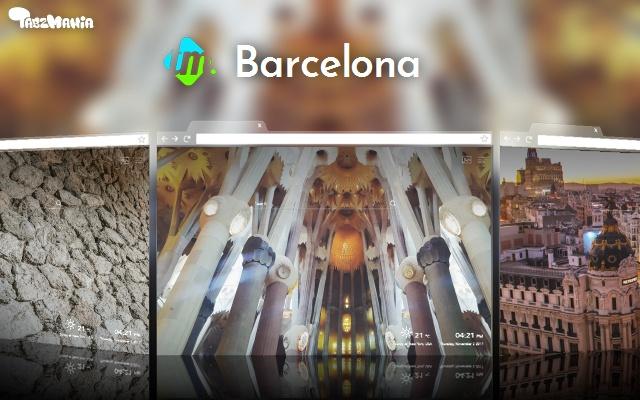 Barcelona Wallpapers New Tab