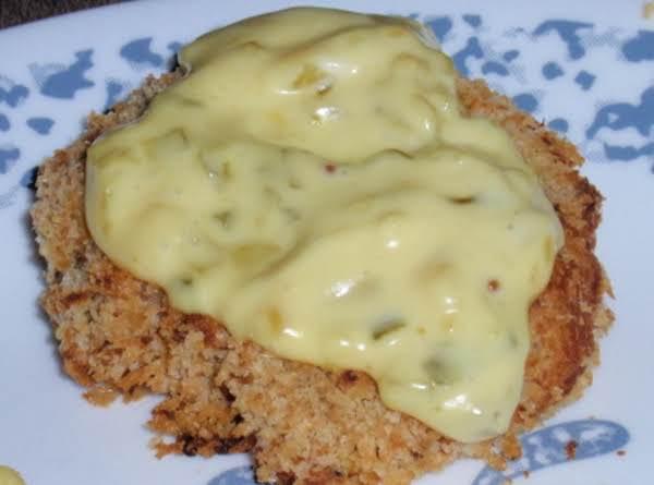 Tuna Cakes With Mock Tartar Sauce Recipe