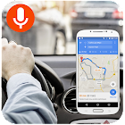 GPS导航跟踪器和语音指示 icon