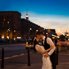 Wedding photographer Klaudia Amanowicz (dreampic). Photo of 10.07.2017