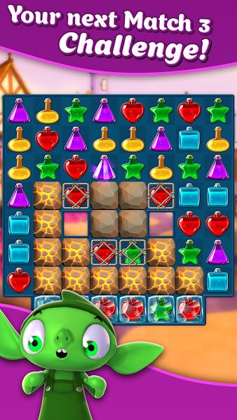 Potion Pop – Puzzle Match v5.700 [Mod]