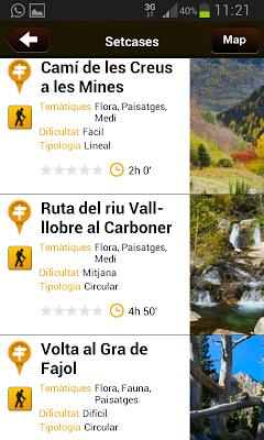 Natura Local - screenshot