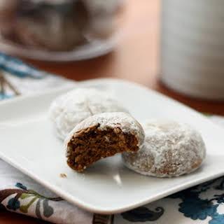 Pfeffernusse ~ German Pepper Nut Cookies.