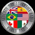Seventh Day Adventist Radio app World Radio +100 icon