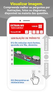 Download Simulado DETRAN Acaiaca MG 2019. For PC Windows and Mac apk screenshot 2