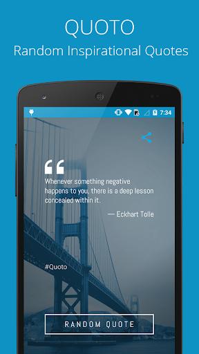 Quoto : Inspirational Quotes