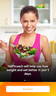 HAPIcoach - Nutrition Coaching- screenshot thumbnail