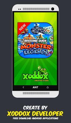Breeding Guide Monster Legends - screenshot