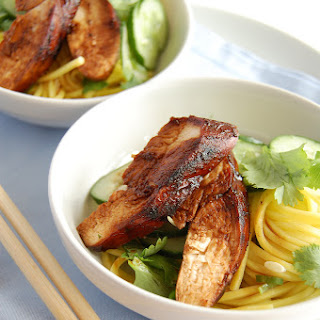 Teriyaki Chicken Noodle Salad Recipe
