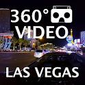 VR Las Vegas 360° Video icon