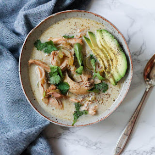 White Chicken Chili Without Beans Recipes.