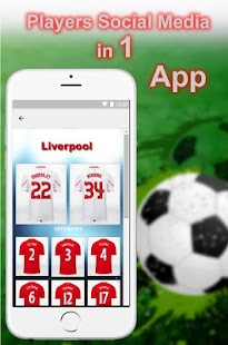 PlayerFinder Liverpool Edition- screenshot thumbnail